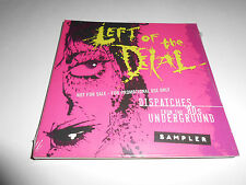Left Of The Dial Dispatches From The 80s Underground CD Sampler 18 Tracks 1 Disc