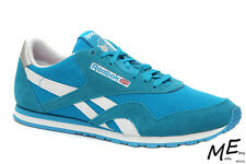New Reebok Classic Nylon Slim Women Fashion Sneakers Sz. 9.5 (MSRP $110) V59394