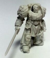 Space Knight. The Emperor's Hand, Fist of Imperial Earth. True scale marine.