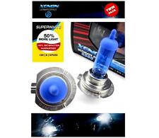 H7 12V 55W E13 BLUE POWER HALOGEN LAMPEN SUPER WHITE XENON EFFEKT TWINPACK