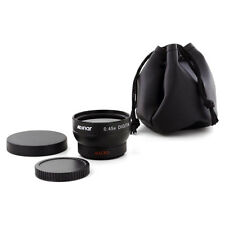 Albinar 34mm Wide Angle Lens,Macro for Canon Optura 40,50,60, 200MC, NEW USA