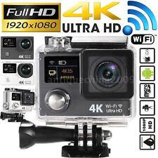 WiFi 4K HD 1080P SJ5000 Car Cam Waterproof Sport DV Camera Action Camcorder A8J6