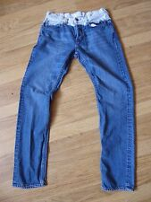 mens PAUL SMITH red ear jeans - size 29/32 great condition