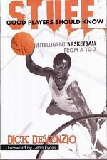 Stuff Good Players Should Know by DeVenzio (2014, Hardcover)
