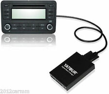 Yatour Music CD Changer USB/SD/AUX Adapter for Mercedes-Benz 1994-1998 10Pin