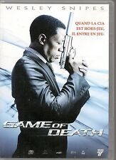 DVD ZONE 2--GAME OF DEATH--SNIPES/SERAFINI