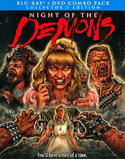 Night Of The Demons (Collector's Edition) [BluRay/DVD Combo] [Blu-ray], New DVDs