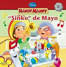 Handy Manny Sinko de Mayo (Disney Handy Manny), Kelman, Marcy, Disney Book Group