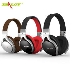 Zealot B5 Wireless Bluetooth Headphones Headset Stereo MIC MP3 Player New