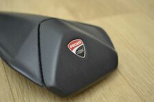 Ducati Panigale 899 1199 100% Carbon fibre matt rear seat pillion cowl corse