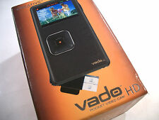 Creative Vado HD 2nd Gen 4gb Fotocamera Digitale Tascabile Video Camcorder USB-Nero