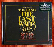 THE BAND - THE LAST WALTZ: 40th Anniversary Deluxe Edition 4CD + Blu-Ray Box Set