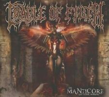 The Manticore And Other Horrors von Cradle Of Filth (2012) CD Neuware