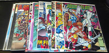 YOUNGBLOOD RUN(9.4-9.8)(NM TO NM/MT)27 DIFFERENT ISSUES-IMAGE-ROB LIEFELD