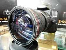 Ultra Wide Angle Macro Fisheye Lens for Sony a33 a35 a37 a55 a57 a58 a65 a77 a99