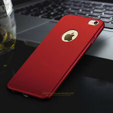 For Apple iPhone 6 6s 7 Plus Ultra-thin Slim Hard Matte Back Case Cover Skin New