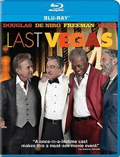 Last Vegas (Blu-ray Disc, NO DVD, 2014)