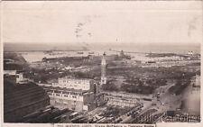 * ARGENTINA - Buenos Aires - Plaza Britanica y Darsena Norte, Photopostcard 1928