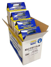BULK LOT Smooth-On Mold Star 15 SLOW - 1 Case 4 Kits 1 Gallon Total Silicone