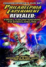 The Philadelphia Experiment Revealed - THE TRUTH UNCOVERED DVD!!!