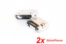 Micro Mini USB Jack port SMT SMD Female Socket Einbaubuche power connector 5 Pin
