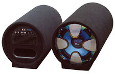 New Pyle PLTAB10 10'' 500 Watt Amplified Subwoofer Tube Sub Car Audio