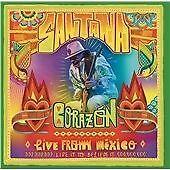 Carlos Santana - Corazón (Live from Mexico) CD & DVD