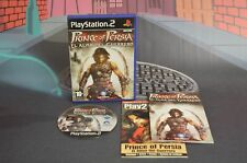 PRINCE OF PERSIA EL ALMA DEL GUERRERO PLAYSTATION 2 PS2 ENVÍO 24/48H