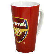 Arsenal FC Official Football Crest Latte Mug
