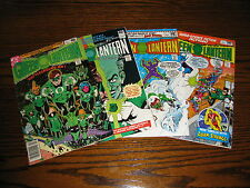 DC - GREEN LANTERN 127,128,134,135 Comic Lot!!  VG+/FN  1980