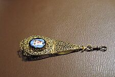 NEAR MINT Victorian Fancy Gold Filled Pocket Watch Fob No Scrap 28.80g