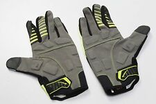 Men's Pearl Izumi Cyclone Cold Weather Gel Cycling Gloves Size Sz Large L