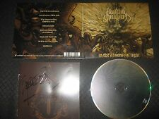 ABIGAIL WILLIAMS - IN THE ABSENCE OF LIGHT SIGNED AUTOGRAPHED DIGIPACK LIMITED