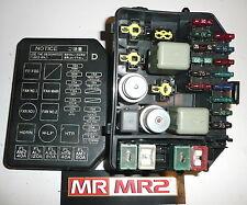 Parte Delantera Toyota MR2 MK2 revisión 1 Caja de fusibles & relés-el señor MR2 piezas usadas 1989-1999