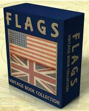 FLAGS 47 Vintage Books on CD-Rom Vexillology, Stars & Stripes, Union Jack