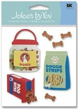 Doggie Treats Bites Strips Puppy Training  Jolee's 3D Sticker