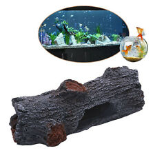 Polyresin Simulation Tree Aquarium Decoration Trunk Wood Tank Fish Ornament New