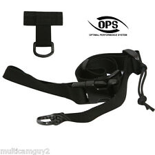 OPS/UR-TACTICAL QUICK RELEASABLE PLATE CARRIER WEAPON SLING-SOLID BLACK