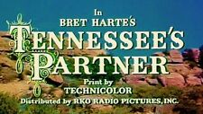 Western: TENNESSEE'S PARTNER, 1955, John Payne Colour SuperScope:DVD-R Region 2^