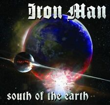 South of the Earth by Iron Man (CD, Oct-2013, Metal Blade)