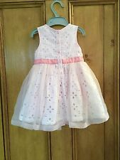 Baby Girls Party Dress 12-18months