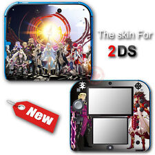 Fire Emblem Fates Amazing Vinyl Skin Sticker Cover Decal #1 for Nintendo 2DS