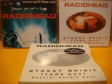 MAXI Single 2 X CD RADIOHEAD Street Spirit 2 Meter Sessions BELGIUM ONLY RELEASE
