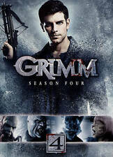 Grimm: Season 4 (DVD, 2015, 5-Disc Set)