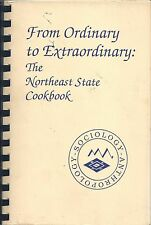 *BLOUTVILLE TN 1990 NORTHEAST STATE COLLEGE COOK BOOK *SOCIOLOGY & ANTHRO. CLUB