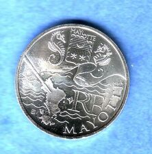 PIECE 10 EURO  ARGENT REGION MAYOTTE 2011 DISPONIBLE