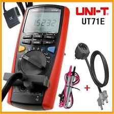 UNI-T UT71E Intelligent LCD Digital Multimeter With USB Interface Freq Tester RM