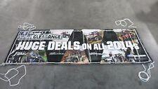 2014 Polaris RZR Ranger Sportsman Tie Down Dealer Exclusive Banner