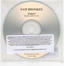 (GE49) Sam Brookes, James - 2014 DJ CD