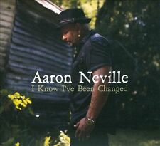 I Know I've Been Changed Aaron Neville Music-Good Condition